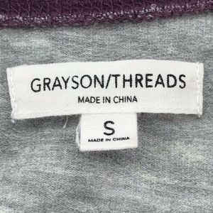 Grayson Threads Tops - Grayson Threads Cropped T Coffee Days Wine Nights